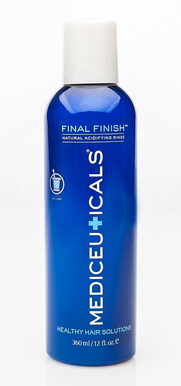 Therapro Final Finish | Apple Cider Vinegar Hair Rinse -- This is an Amazon Affiliate link. Find out more about the great product at the image link.