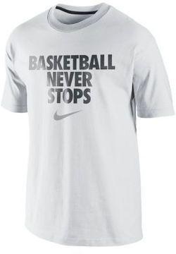 Nike Kobe Bryant Basketball Never Stops Men S T Shirt Shopstyle Activewear Shirts Mens Tshirts Nike Kobe Bryant Basketball