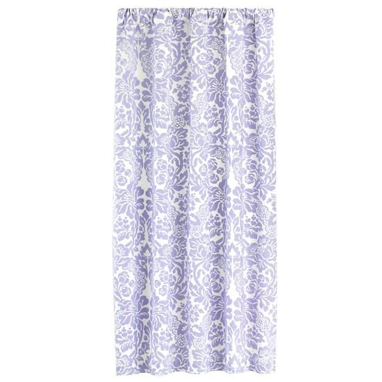 Land of Nod Lavender Floral Panel $39 per panel