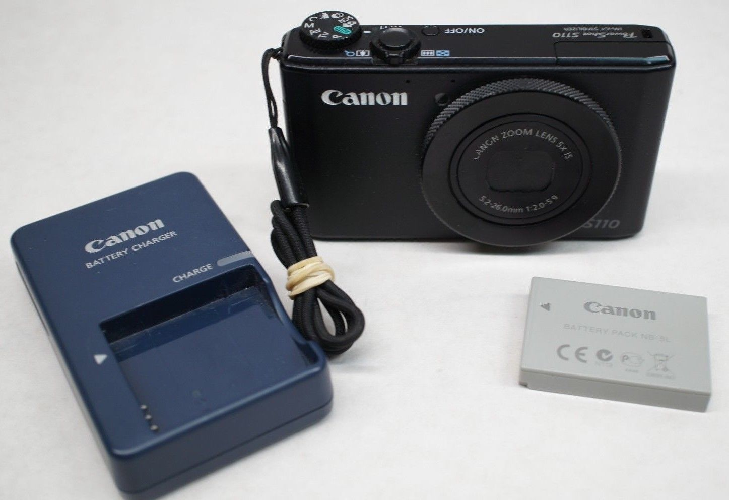 Fullsize Of Canon Powershot S110