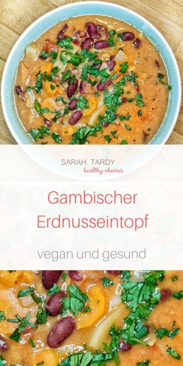 Photo of Gambian peanut stew – sarah tardy Gambian peanut stew