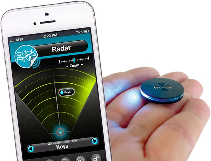 Never Lose Stuff In Your House Again Tracking Device Gps