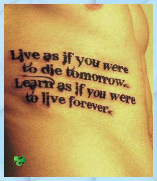 Photo of Citas inspiradoras de tatuajes para hombres | Janka Blog #citas #hombres #inspir…
