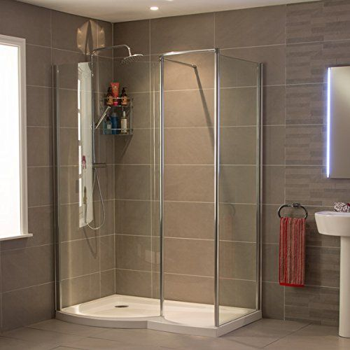 Complete Shower Enclosure Tray 1400x900 Glass 6mm Better