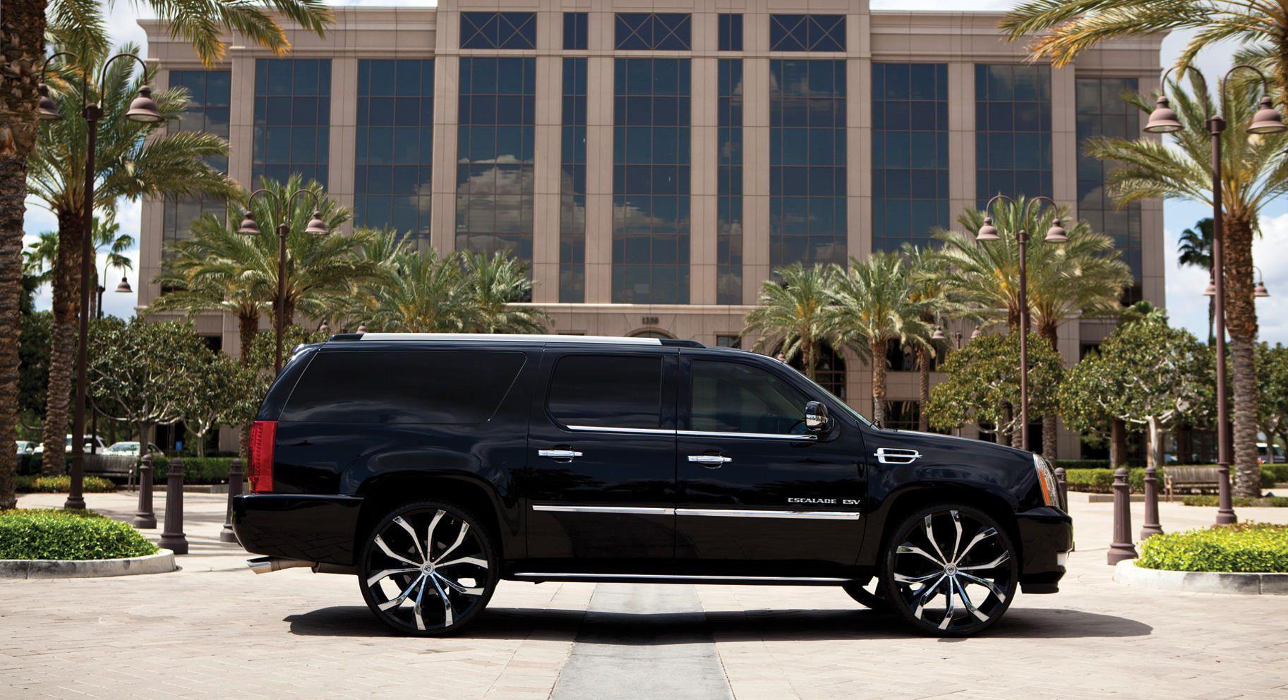 Cadillac 2002 cadillac escalade rims : cadillac escalade lexani motors - Поиск в Google | off ...