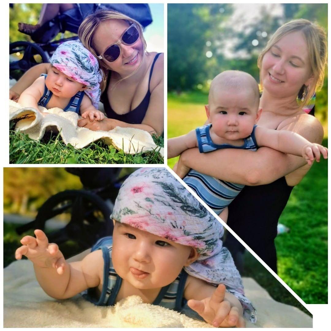 Jeden z pieknych dni spędzonych z moją rybką   #baby#babymomtime#bob#bobo#bebe#mom#Leon