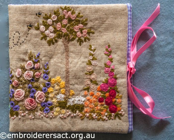 Image Result For Needle Weaving Silk Ribbon Embroidery Pinterest
