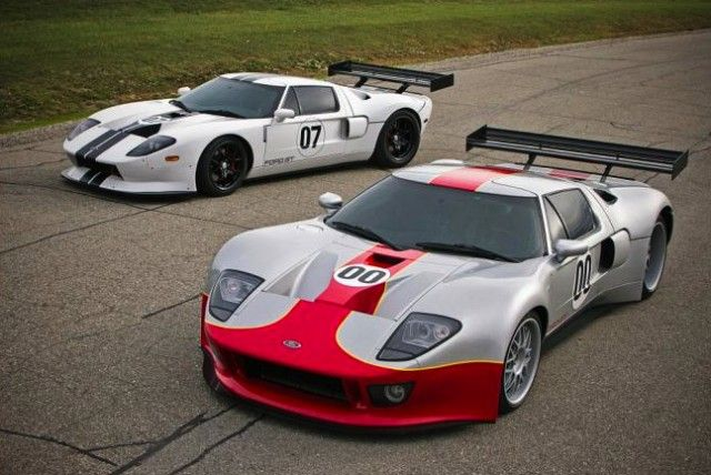 Awesome Ford Gt Race Car Conversion Is Street Legal With Images
