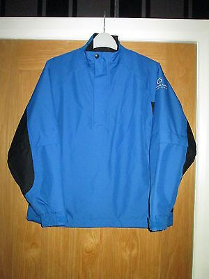 Boys #sunderland #windbeater golf top detachable sleeves size lge blue #ex.cond,  View more on the LINK: 	http://www.zeppy.io/product/gb/2/381462321405/