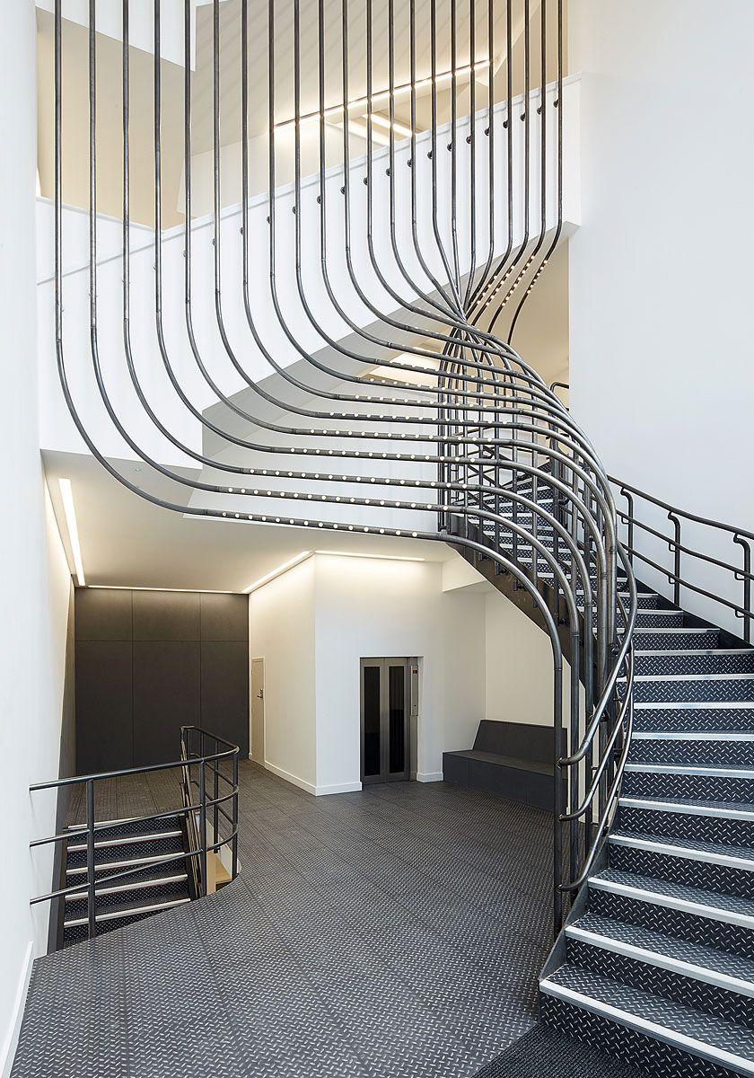 Shoreditch Design Rooms: Office Refurb At 141-143 Shoreditch High Street