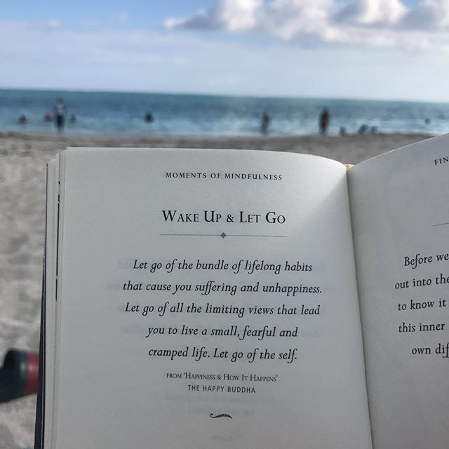 Wow to read this while on the beach is just amazing ❤️ #WithLove