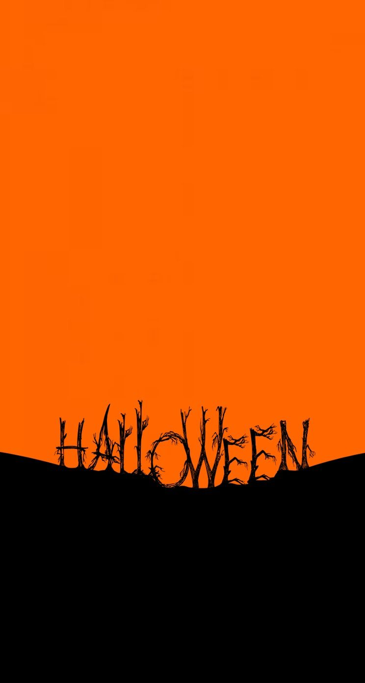 iphone wallpapers background black and purple halloween haunted