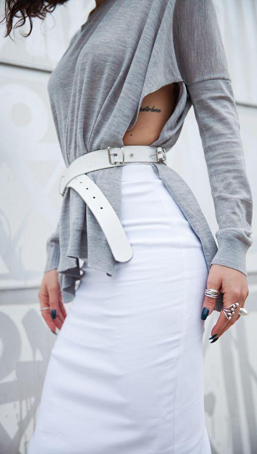 #Silver Symbols  by Karla's Closet