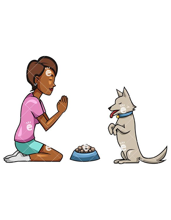 Dog Training Clipart