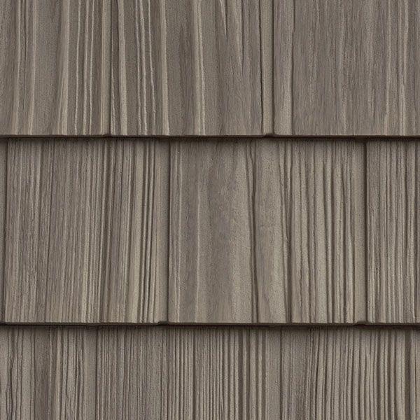 7 Inch W X 60 3 4 Inch L Exposure Vinyl Split Shakes 34 Panels Ctn 100 Sq Feet 820 Vintage Taupe Vinyl Cedar Shake Siding House Exterior Blue Vinyl House