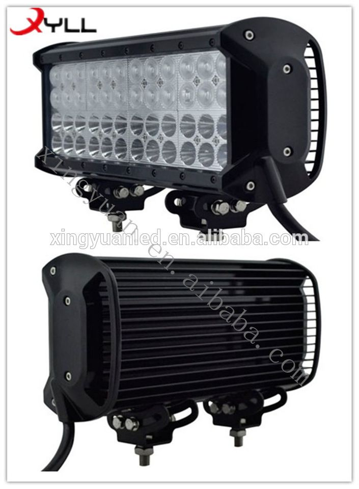 12 Inch 144w Led Work Light Bar Combo Or Single Beam Work Light Bar Ip 67 Waterproof Dc 9 32v 4 Rows Work Light Bar Led Work Light Bar Lighting Work Lights