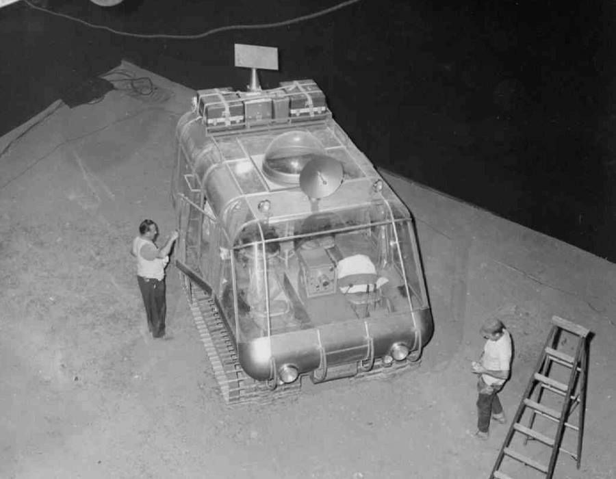 The original Lost in Space Chariot.
