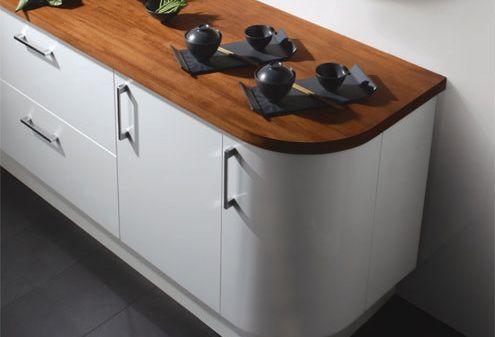 curved-worktops-cabinets.jpg (495×337)   kitchen   Pinterest   Bar