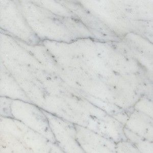 White Carrara Granite For Counters For The Kitchen Pinterest