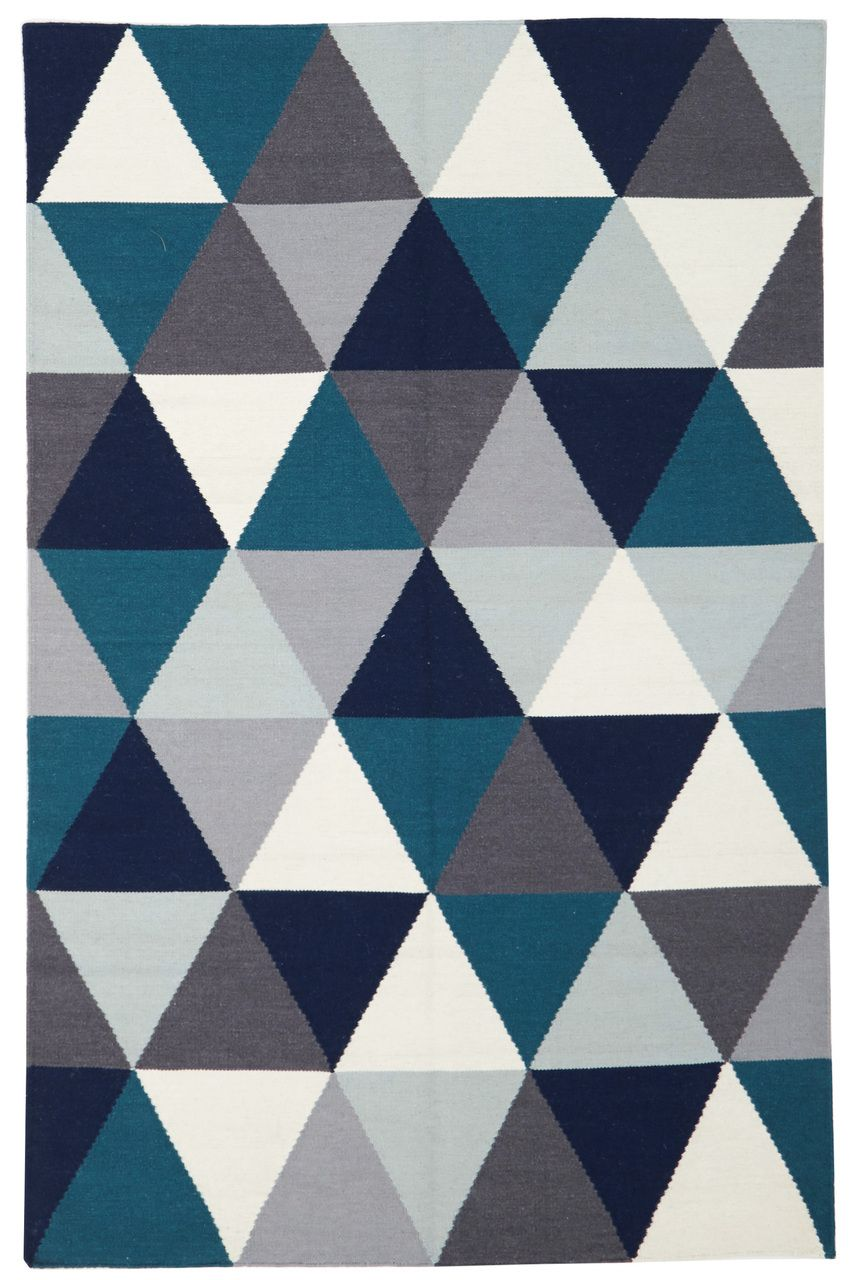 Nomad 25 Blue Rug Rugs Express Online Australia Wool 155 X