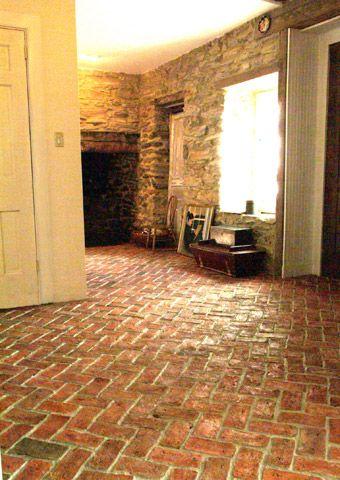 Inglenook Tile Design :: Brick Paver Designs for Indoor and ...