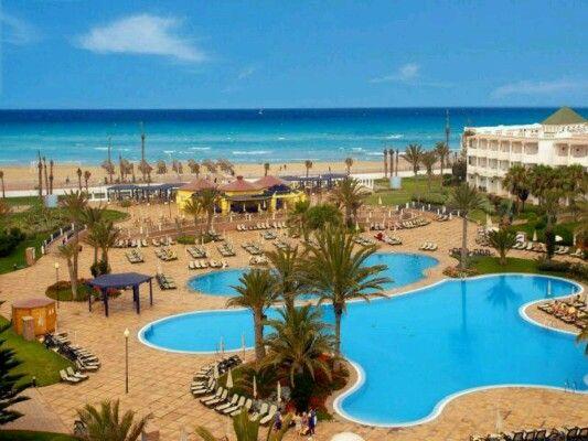 Founty Beach Hotel Agadir Morocco