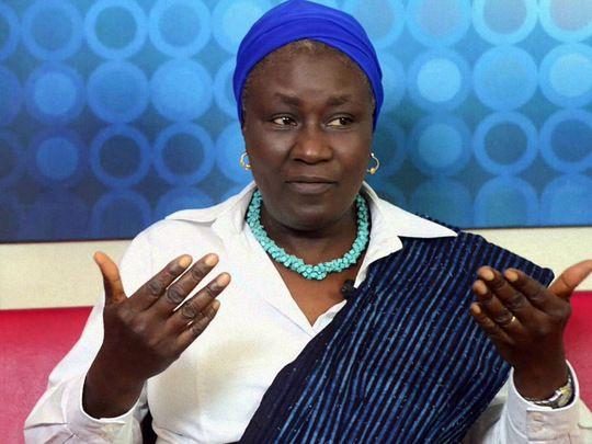 Remi Sonaiya, première femme candidate à la présidentielle au Nigeria