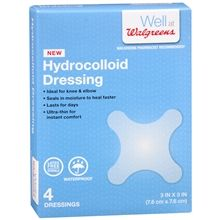 Walgreens Hydrocolloid Dressings 3 X 3 Inch Walgreens Hydrocolloid Dressing Acne Spot Treatment Best Skincare Products
