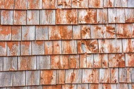 How To Give Cedar Siding Of Various Ages That Uniform Look Cedar Siding Exterior Doors Wood