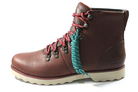 the latest 1c8b5 333fe The North Face Men s Ballard II Chutney Brown Leather Boots   124.99   Leather  Boots  NorthFace  Shoes  Footwear