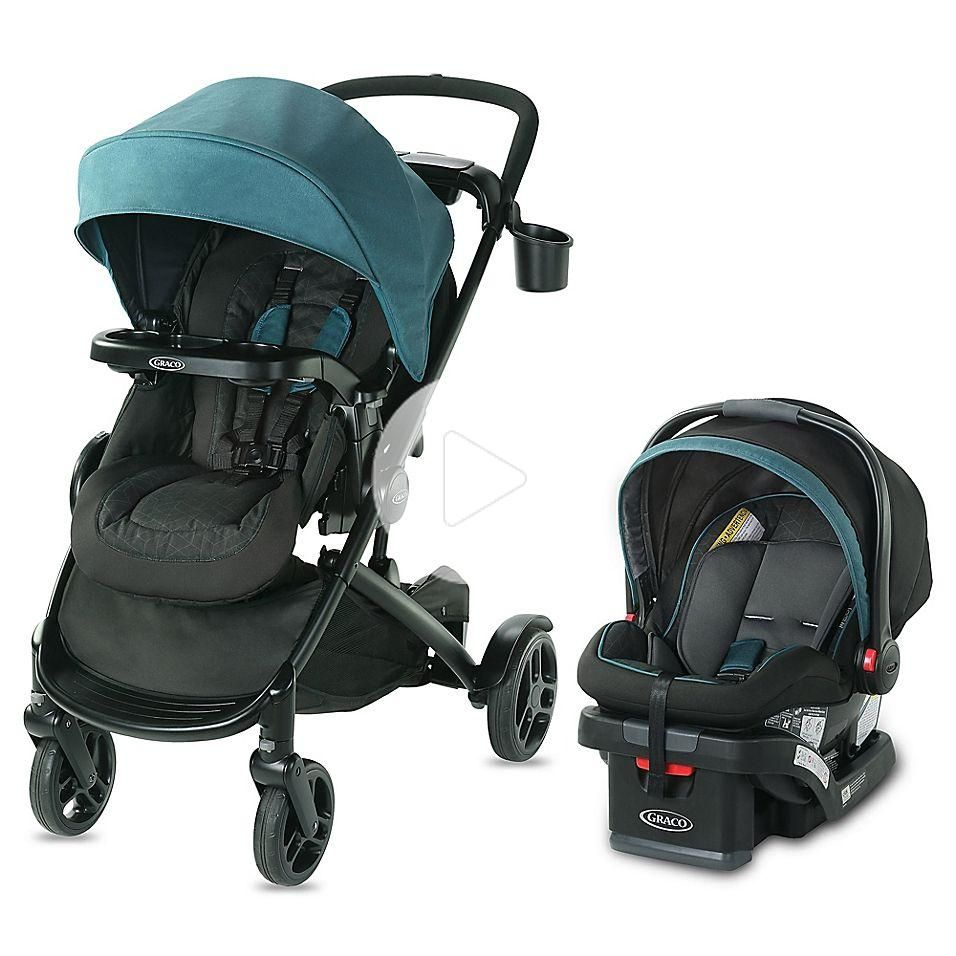 Graco Modes2Grow Travel System In Marina in 2020 Travel