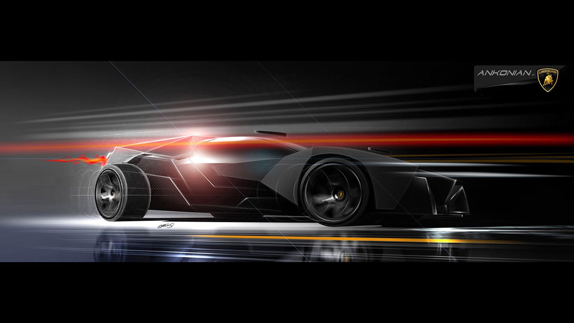 Lamborghini Ankonian Concept On Hd Wallpapers Rom Hotszotseu WallpaperBackgroundsLamborghini8htm