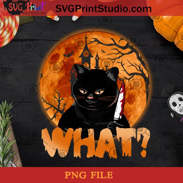 What Black Cat Png Black Cat Png Halloween Png Cat Png Pumpkin Png Knife Png Digital Download In 2020 Screen Printing Black Cat Pumpkin Png