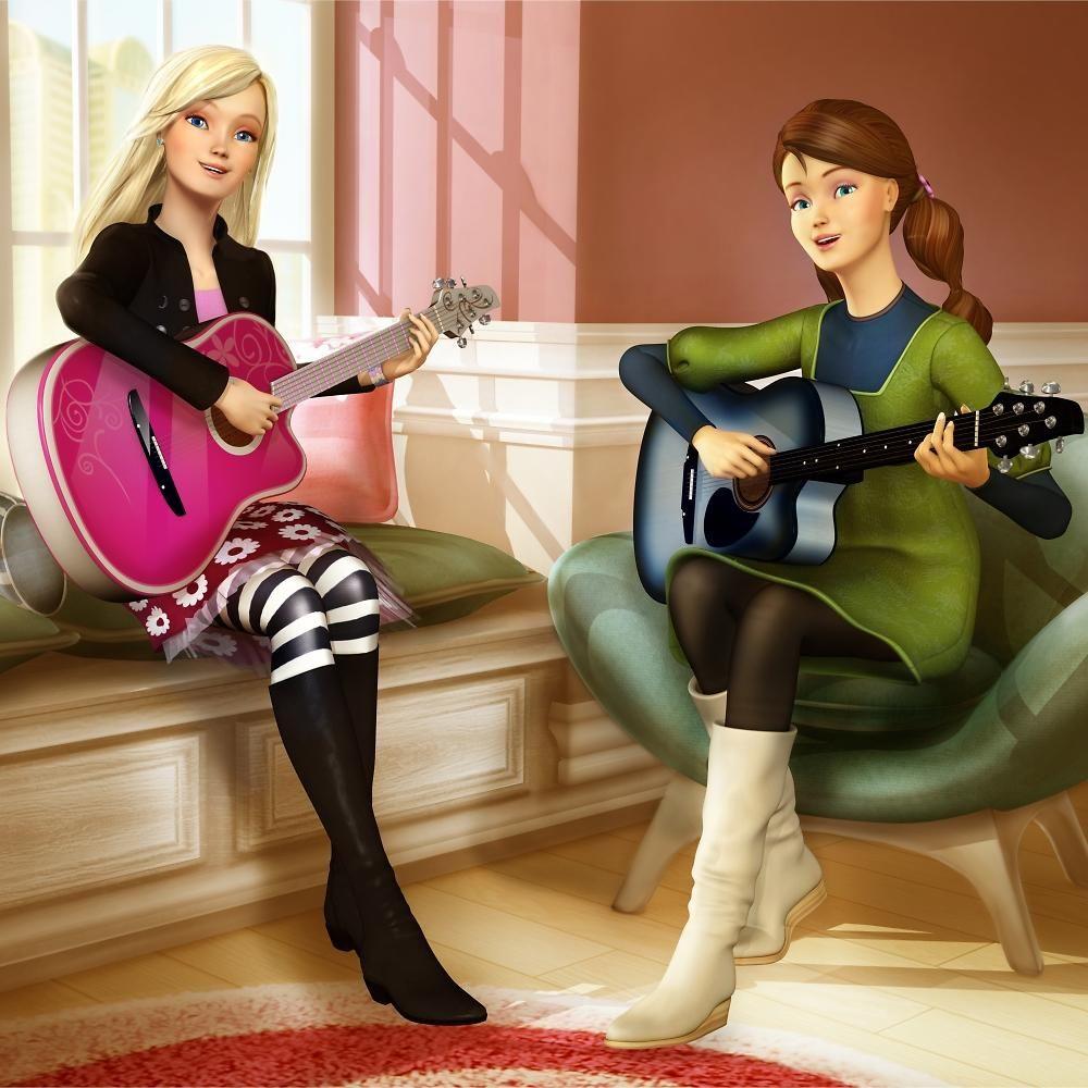 Unidas Barbie E O Castelo De Diamantes Audio Hd Youtube