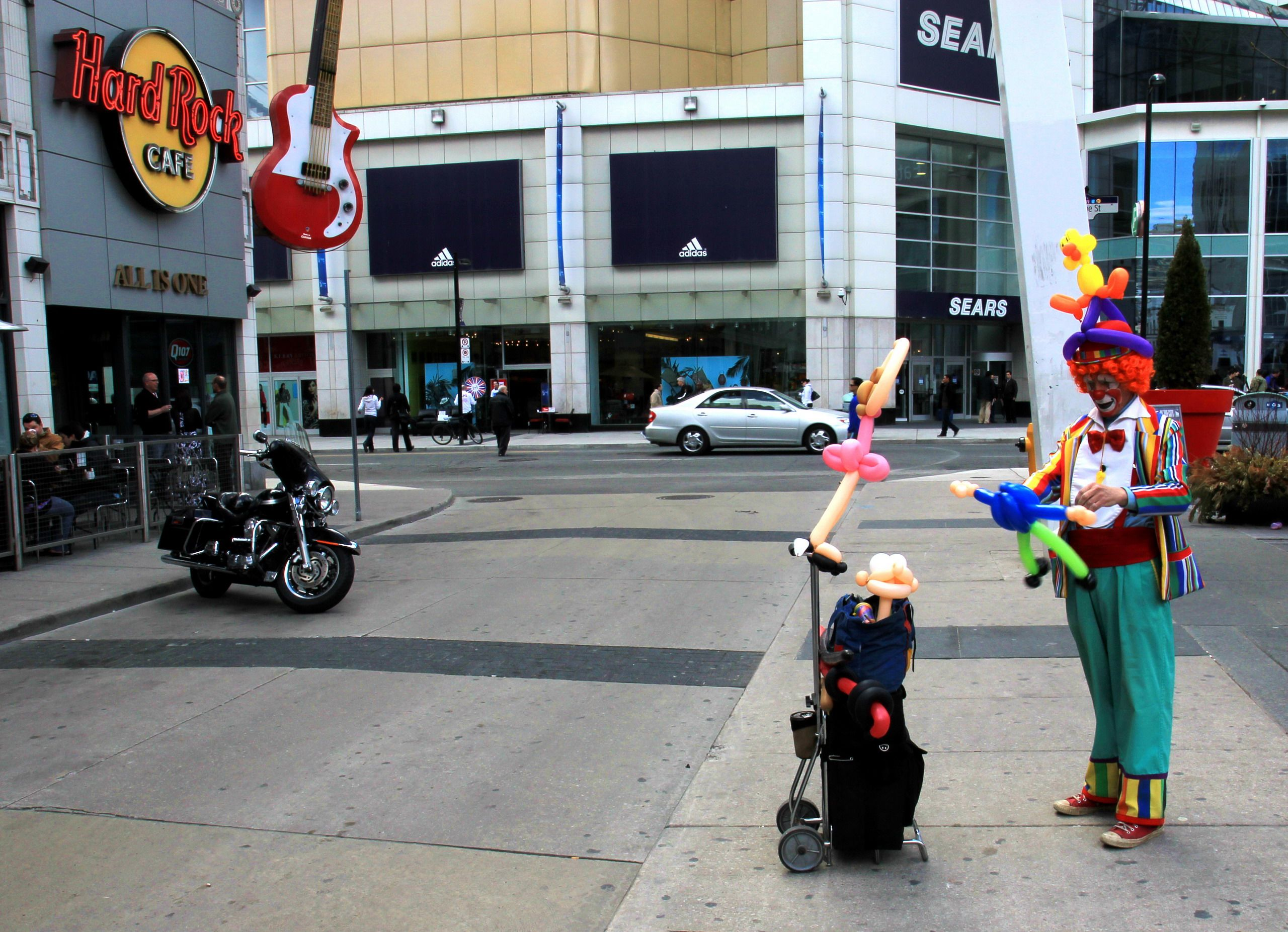 yonge dundas square filled with cups - Google Search | 5 | Pinterest