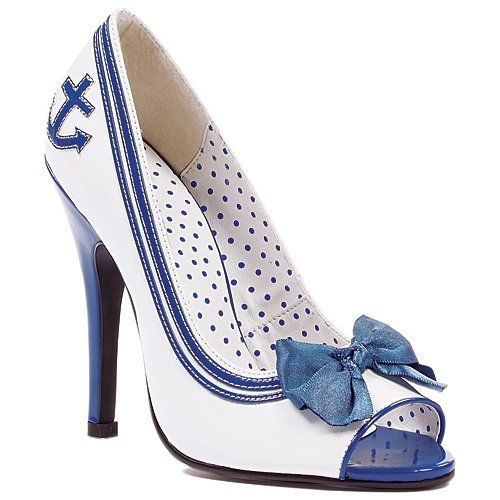 Anchor shoes