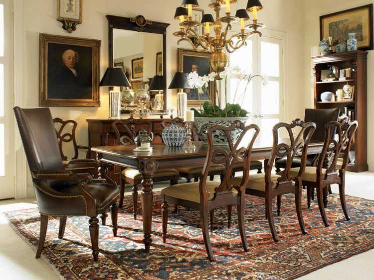 Furniture Store Art Gallery Bob Timberlake Lexington Nc Luxury Dining Tables Dining Table Furniture