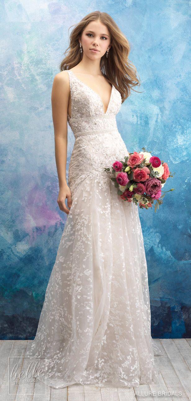 Allure bridals wedding dress collection fall wedding dresses