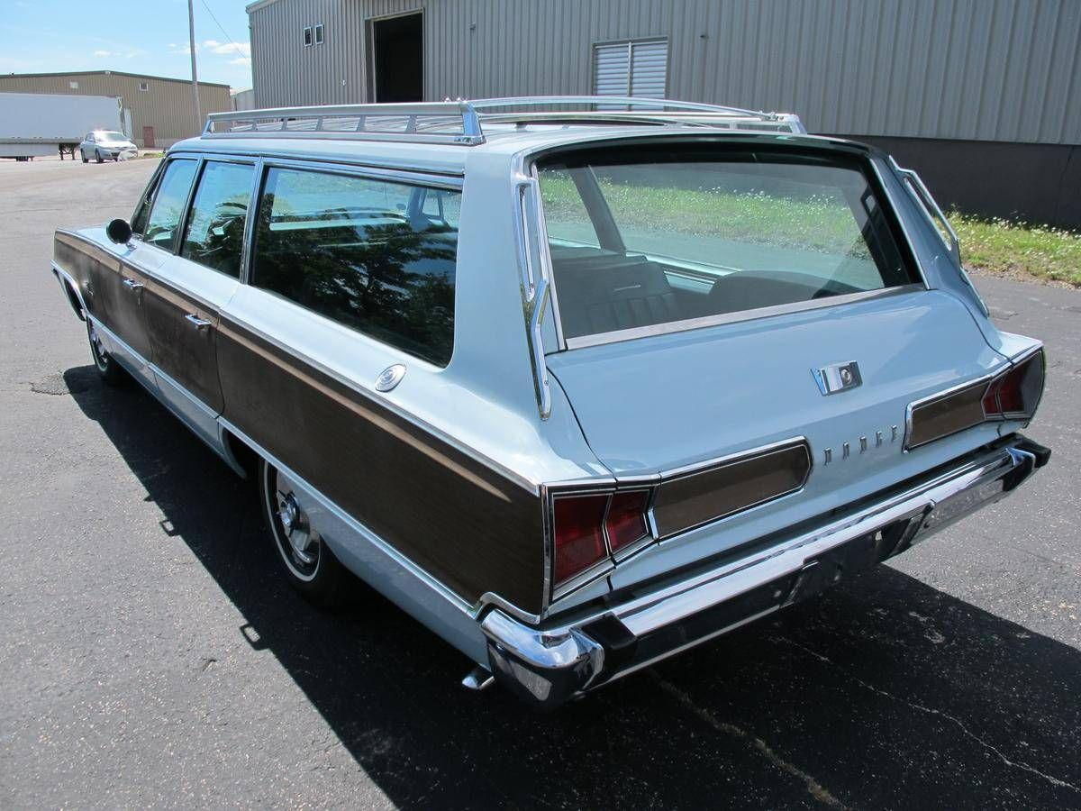 1966 Dodge Monaco three-seat station wagon | Old Rides 5 ...