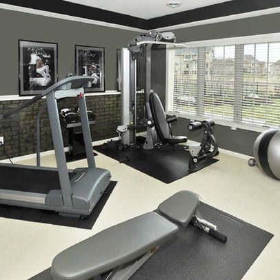 would be so nice to have a little gym  gym room at home