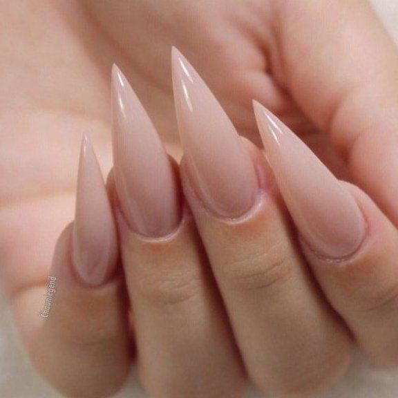 90  Best Stiletto Nails Art Designs For You -  Do you want to try stiletto nails  too  Look at our carefully selected 90  Best Stiletto Nails Art  -  AccentNails  Art  designs  NailArtGalleries  nails  stiletto  StilettoNails #