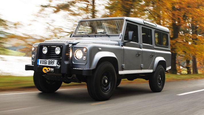 Land Rover Defender Land Rover Defender Land Rover Defender 110 Land Rover