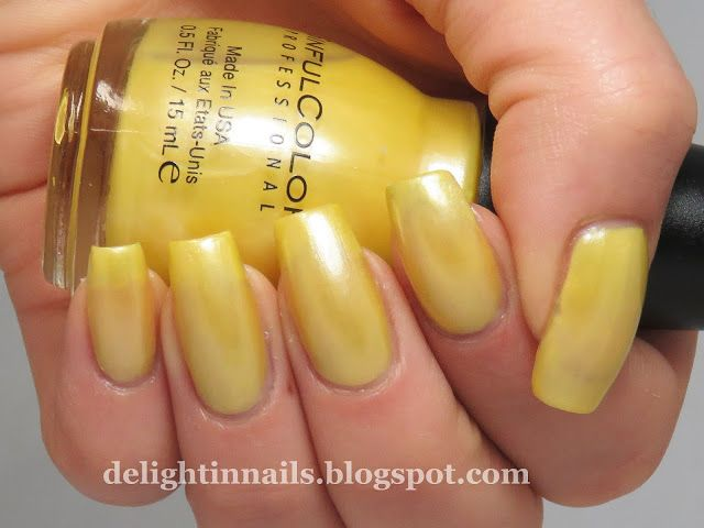 """Delight In Nails: SinfulColors """"A Class Act"""" Back to School Collection - Burst Of Fresh Flair"""