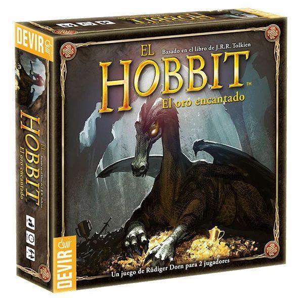 Ganador del ejemplar del juego de mesa El Hobbit: El Oro Encantado