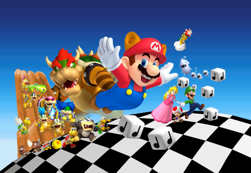 Remembering The Nintendo 64 Goomba Stomp Super Mario Bros Super Mario Mario