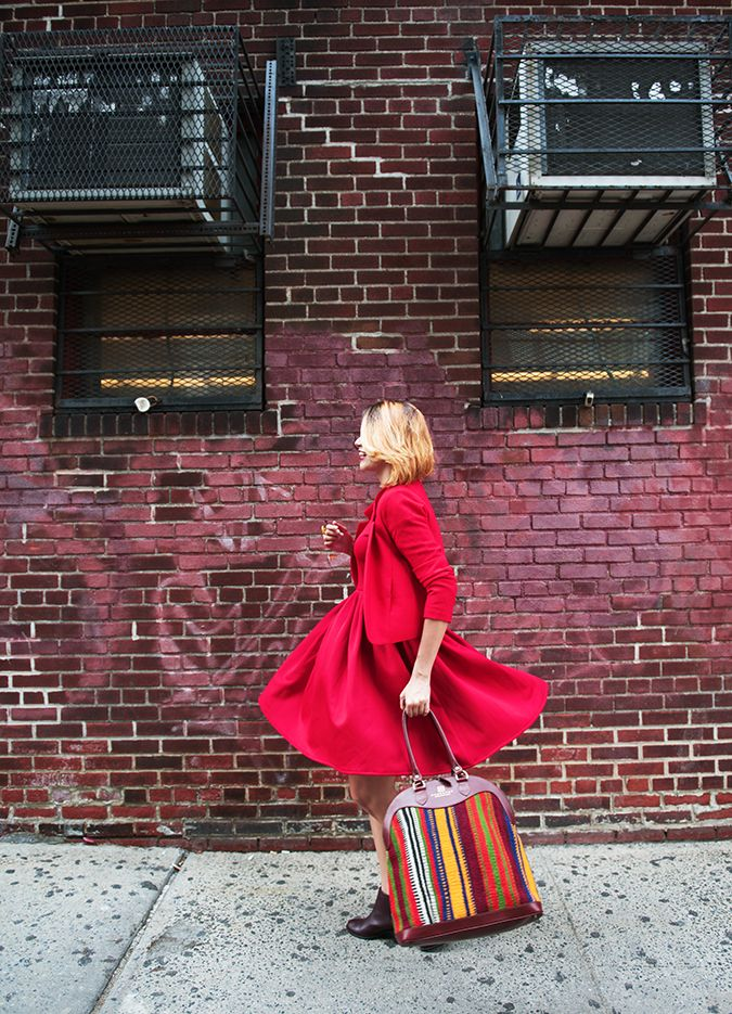look of the day #ludlowstreet #nyc #streetstyle