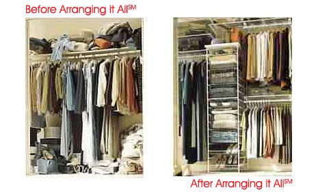 Genial Home U0026 Closet Organization   Professional Organizing Services   Arranging  It All