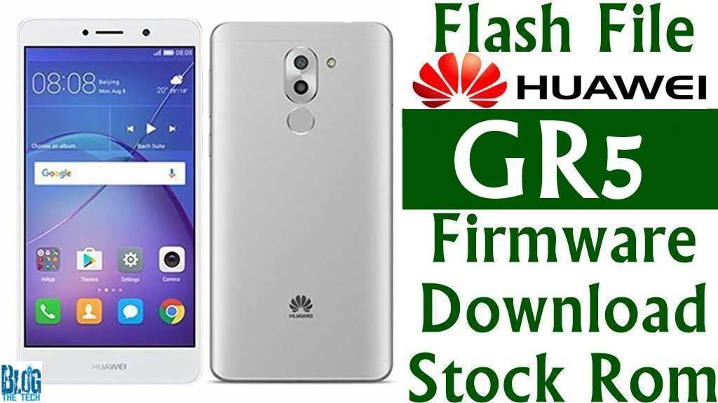 Flash File] Huawei GR5 KII-L21 B330 Firmware Download [Stock
