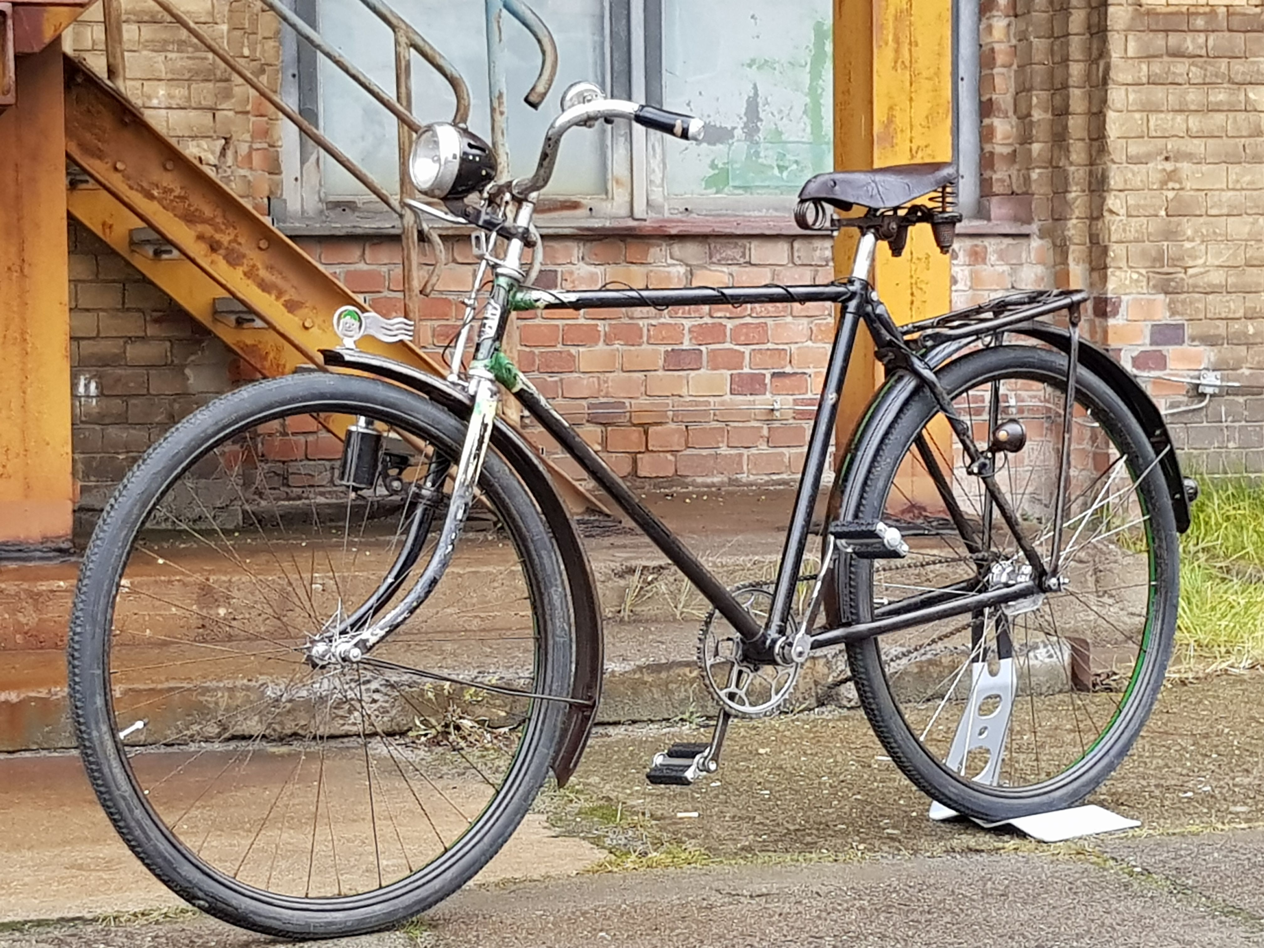 Diamant Modell 82 Vintage Bike Vintage Velo Old Bicycle Vintage