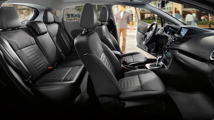 2018 Ford Fiesta Spy Photos Interior Design With Images Ford